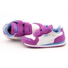 Scarpe sneakers in camoscio per bambine dai 2 ai 16 anni