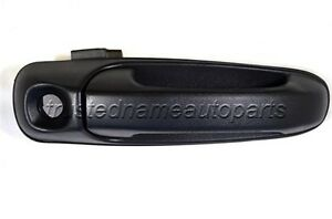 for Dodge Ram Outside Exterior Door Handle Keyhole Passenger Front RH Textured