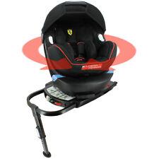 Siège auto Ferrari groupe 0+ (0 -13 Kg) - avec base isofix pivotante 360°