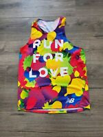 New Balance Pride Singlet Running Men's Size Small S New York Road Runners Track