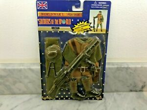 Soldiers of the Word Gear Outfit- Britain Gunner - NIB    WORLD WAR 1  1914-1918