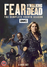 Fear The Walking Dead Season 4 DVD NEW