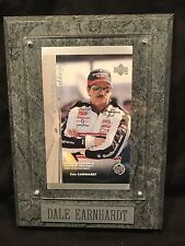 Dale Earnhardt Sr. #3 Goodwrench Chevrolet NASCAR Wall Plaque Nameplate 2/16/97