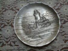 Wendell August Forge Hammered Aluminum Small Plate Coaster-Marblehead