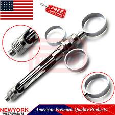 Dental Anesthetic Self Aspirating Three Ring Syringe Auto Passive Injection New