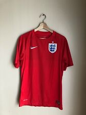 Nike mens authentic 2014 Soccer Jersey England Dri-fit size small