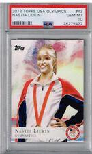 2012 Topps Olympics Nastia Liukin PSA 10