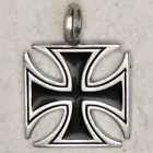 Knights Templar Cross-Pewter Iron Cross Medieval Christian Pendant Jewelry