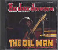 Big Jack Johnson   The Oil Man CD Blues FASTPOST
