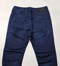 New Womens Diesel Fayza Jeans Linen Cotton Samble Boyfriend Leg W29 L26 RRP £250