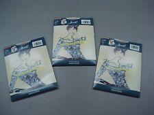 NWT Hanes Women's Toeless Pantyhose CD Buff 3 Pair