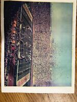 Super Bowl 1 I Picture Taken 1967 Chiefs Packers Band Photo D97