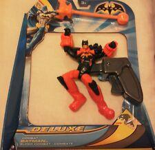 Batman cyclone deluxe figure. combat Batman Bnib.