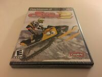 SnoCross 2 Featuring Blair Morgan (Sony PlayStation 2, 2007) PS2 NEW