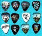PIERCE THE VEIL Guitar Picks *Limited Edition* Set of 12
