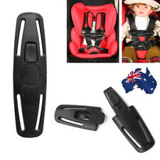 Car Safety Seat Strap Belt Harness Chest Clip Safe Buckle for Baby Kids AU
