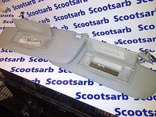 Saab 9-3 93 2x unidades Visera De Sol 2006 - 2010 12758499 4D y 5D sólo! no CV!