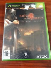 KNIGHTS OF THE TEMPLE - INFERNAL CRUSADE - MICROSOFT XBOX - PAL - NUEVO - NEW