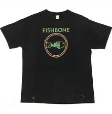 Vintage 2000's Fishbone Shirt size XL Rock
