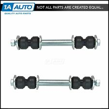 Front Stabilizer Sway Bar End Links LH & RH Pair Set for Chevelle Cougar GTO