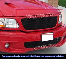 Fits 1999-2003 Ford F150/Lightning/Harley Davidson Billet Main Upper Grille