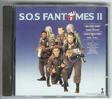 CD S.O.S. FANTOMES II GHOSTBUSTERS 2 neuwertig 1989