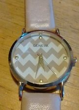 Vintage Geneva ladies watch, running with new battery K