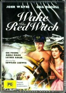 Wake of the Red Witch DVD John Wayne New and Sealed Australia