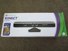 NEW Microsoft Xbox 360 Kinect Sensor w/ Kinect Adventures bundle