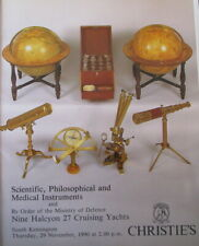Christie'S Scientific, Philosophical and Medical Instruments