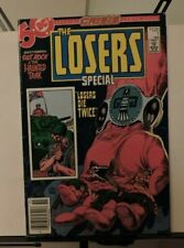 The Losers Special #1 1985