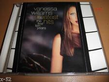 VANESSA WILLIAMS hits CD right stuff DREAMIN SAVE the BEST for LAST brian mcknig
