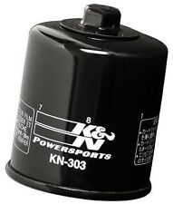 K&N KN-303 Oil Filter for Honda Polaris Kawasaki Yamaha Victory