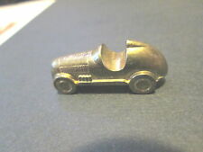 2013 Monopoly Empire Gold Car Automobile Board Replacement Game Token