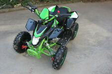 New Bintelli Auto Gas Youth ATV Kids Quad Off Road Ride On Toy 4 Wheeler