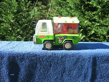 Vintage Buddy L Puppies Kennel Pressed Steel Truck~Made In Japan