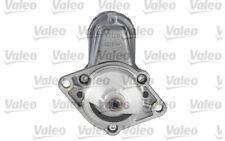 VALEO Motor de arranque 1,1kW 12V para OPEL ASTRA ZAFIRA CORSA FIAT STILO 458228