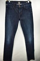 Citizens of Humanity Ava Low Rise Straight Leg Jeans Sz 27 Meas 29x34.5 Stretch