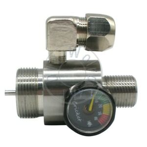 PCP High Pressure Needle Valve for Airforce Paintball
