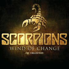 Scorpions - Wind of Change / Greatest Hits / Best Of Collection - CD NEW  SEALED