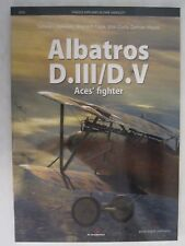 Kagero - Albatros D.III/D.V - Aces' fighter (Famous Airplanes)