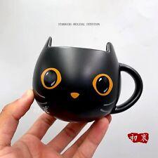New Starbucks 2019 China Halloween 325ml Mysterious Black Cat Mug