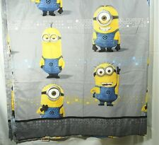 Minion Twin Flat Bedding Sheet Despicable Me Crafts Fabric