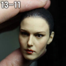 "Kumik 1:6 KM13-11 Women Girl Lonf Hair Head Fit 12"" Female Action Figure Body"
