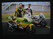 Photo Presentation Dutch Wild Card Riders 250cc Dutch TT Assen 2002