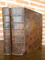 Sejournant 2/2 Nuevo Diccionario Espagnol-François y Latin Jombert 1775