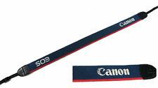 Canon EOS Vintage Light Weight Neck Strap DSLR / SLR
