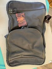 Marlboro Gear Duffel Weekend Travel Bag 2004 Brown Canvas