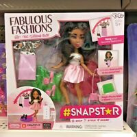 YULU Fabulous Fashions #Snapstar Vita Doll - New & Sealed