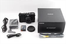 Fujifilm FinePix X100F 24.3MP Full HD Digital Camera from JP  (799-M74)